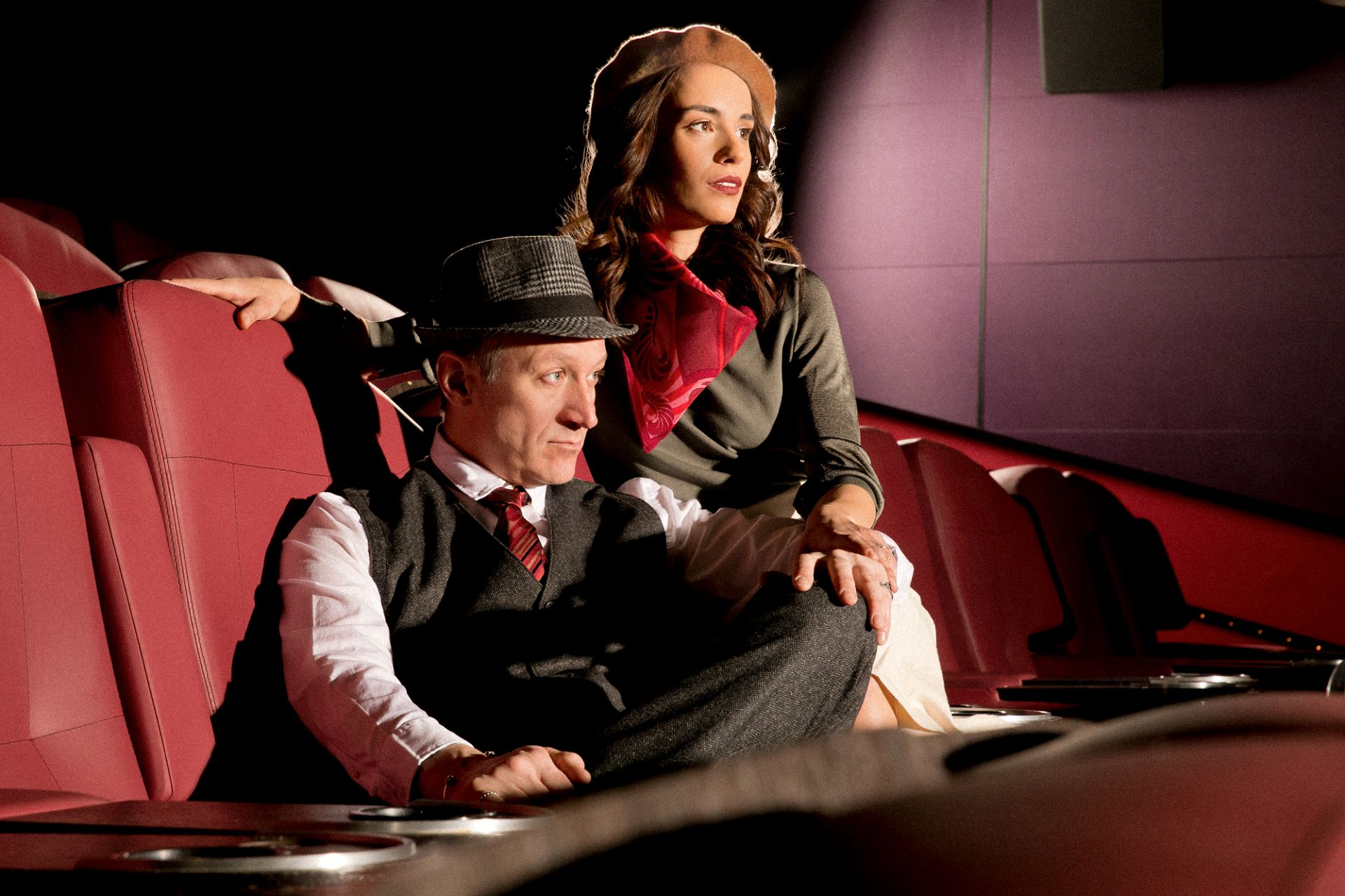 Гардероб: Marc O'Polo // Обувки: MDL // Шал, вратовръзка и аксесоари: FREYWILLE