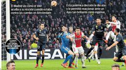 """А сега в Мадрид какво мислят за ВАР? (отзивите след """"Йохан Кройф Арена"""")"""