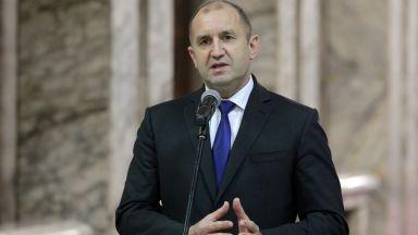 Радев: Управляващите вече са изкушени от служебна победа на изборите
