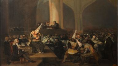 Инквизицията осъжда на смърт цялото население на Нидерландия