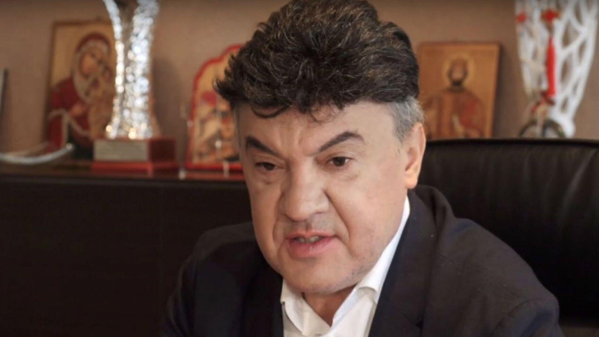 """Михайлов: Първенството ни е добро, """"нарочна грешка"""" ме извади от Изпълкома на УЕФА"""