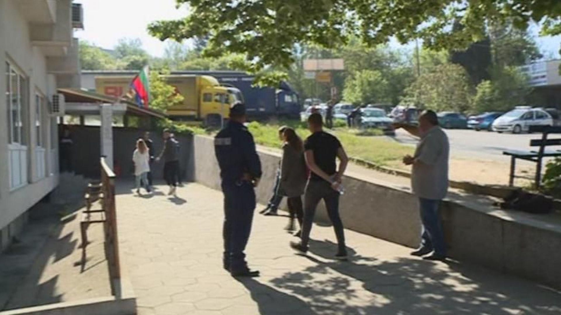 Арестуваните служители на ДАИ-Благоевград отиват на съд