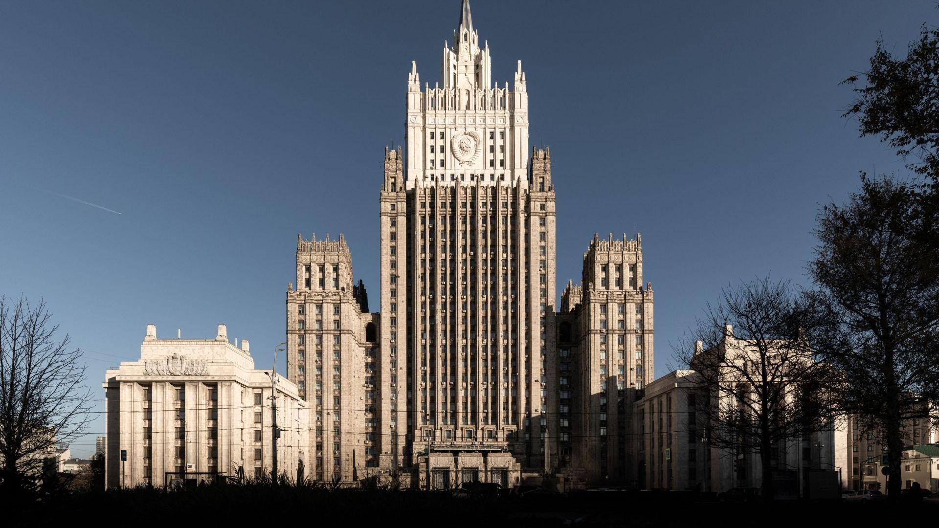 Откриха труп на дипломат в руското МВнР