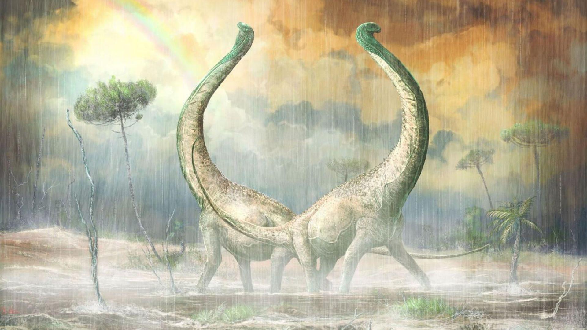 Нови данни за еволюцията на динозаврите
