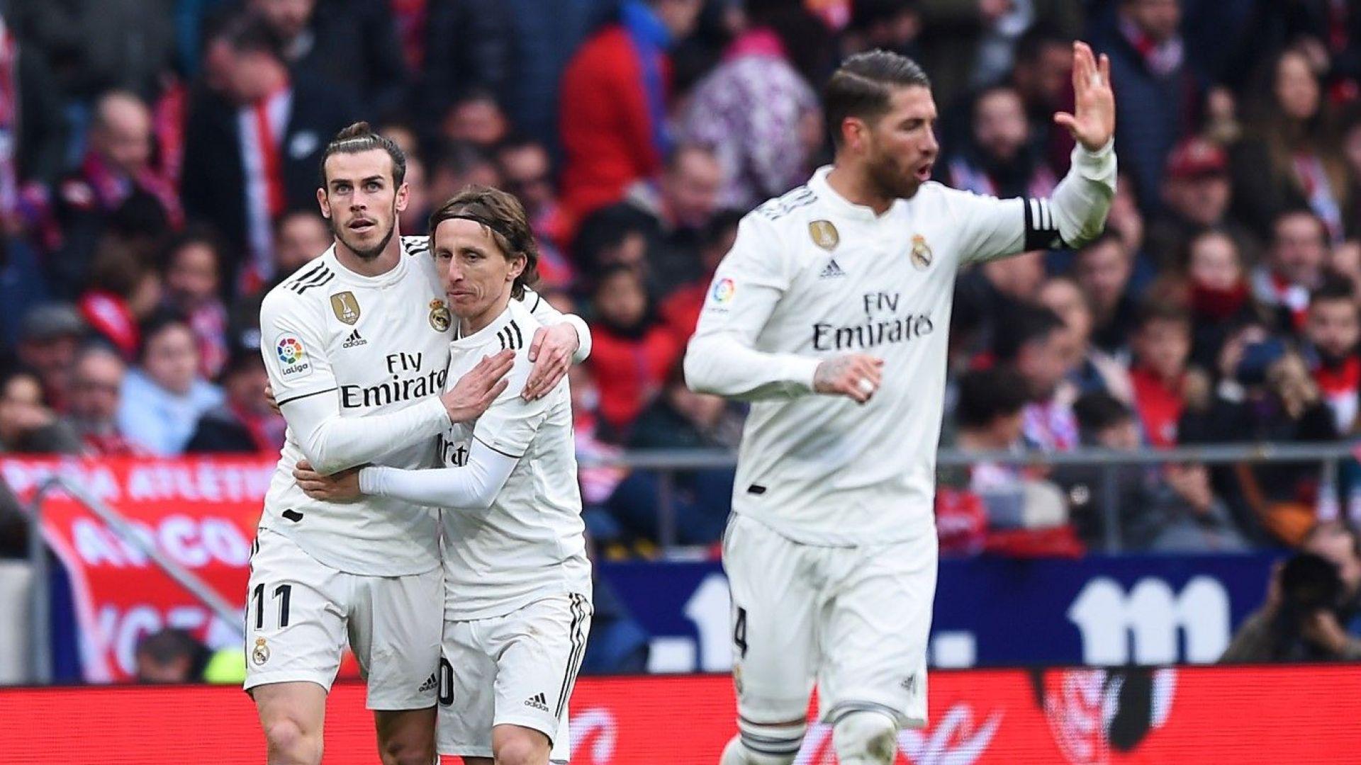 Наказание от 4 до 12 мача заплашва ас на Реал Мадрид