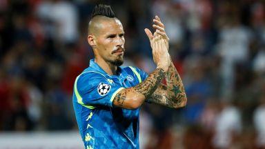 Големият капитан в Неапол напуска след 12 години и 520 мача