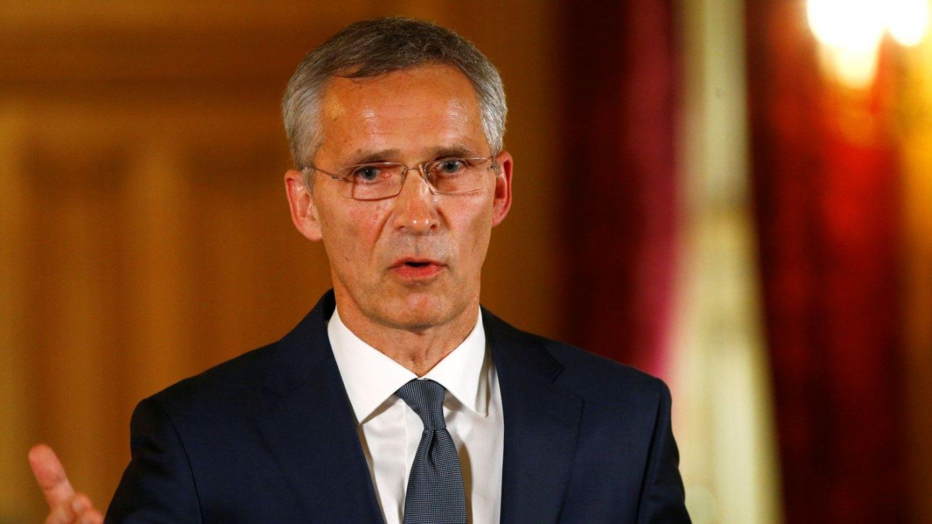 НАТО започва военни учения в Черно море