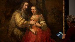 Уникална изложба на Рембранд в Райксмузеум