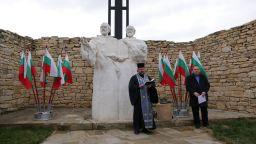 В Двора на Кирилицата почетоха 1150-годишнината от Успението на Св. Кирил Славянобългарски