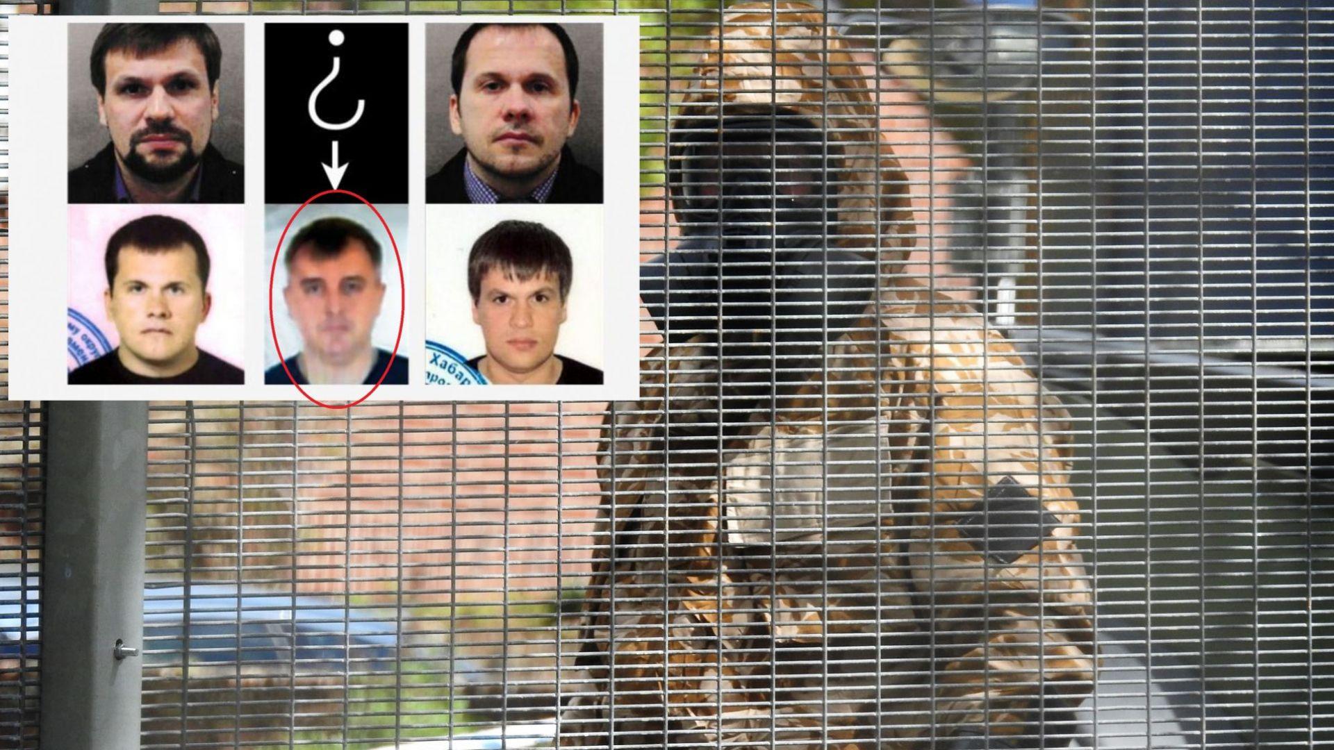 """Разкриха истинското име на агента от ГРУ """"Сергей Федотов"""" от случая """"Скрипал"""""""