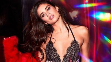 Ангелите на Victoria's Secret показаха колекция, вдъхновена от Свети Валентин