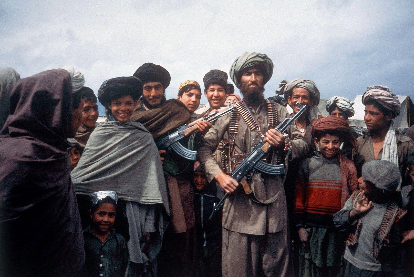Въоръжената опозиция на муджахидините в Афганистан, 1984 г.