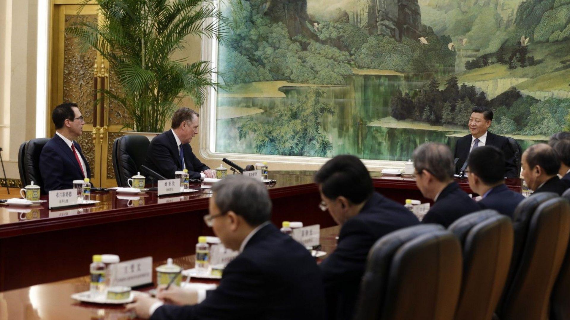 Краят на търговската война между САЩ и Китай не се вижда