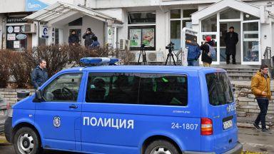 Обир в банков клон в София