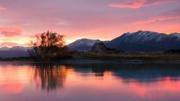 Магическата природа на Нова Зеландия в обектива на Крис Джин
