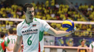 В Италия: Казийски вече е водил разговори да играе за България