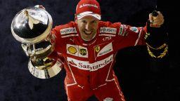 Ферари използва ново правило, за да си иска победата в Канада