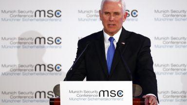 """Берлин каза """"не"""" на призива на Пенс да скъса с Иран"""