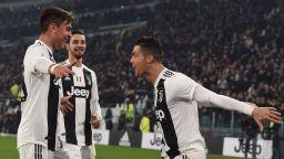 Роналдо с нов гол, доминацията на Юве продължава