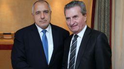 Борисов в Мюнхен: Необходим е амбициозен бюджет на ЕС