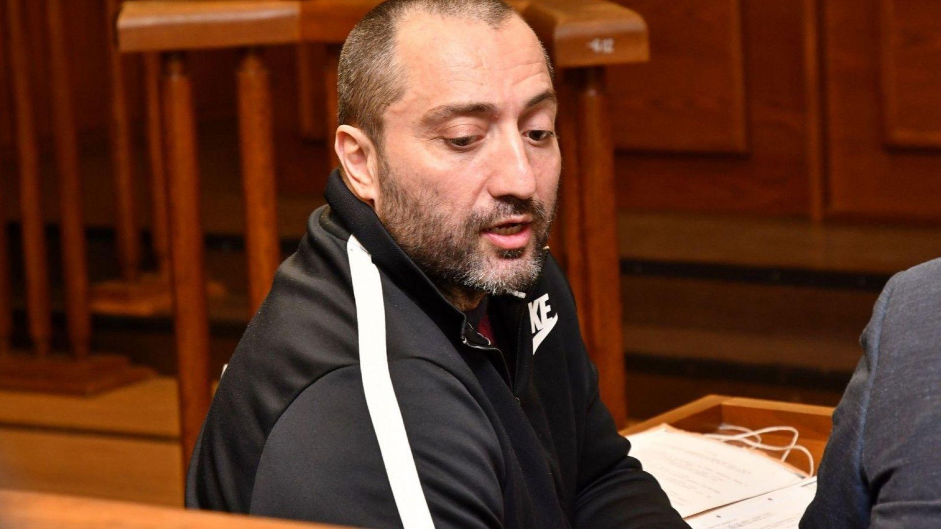 Димитър Желязков получил хипертонична криза