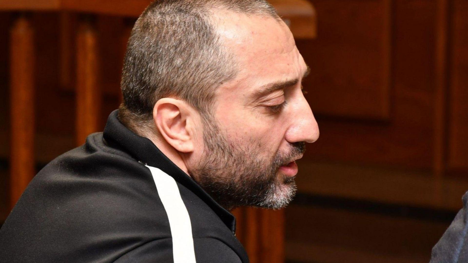 Спецсъдът остави за постоянно в ареста Димитър Желязков - Митьо