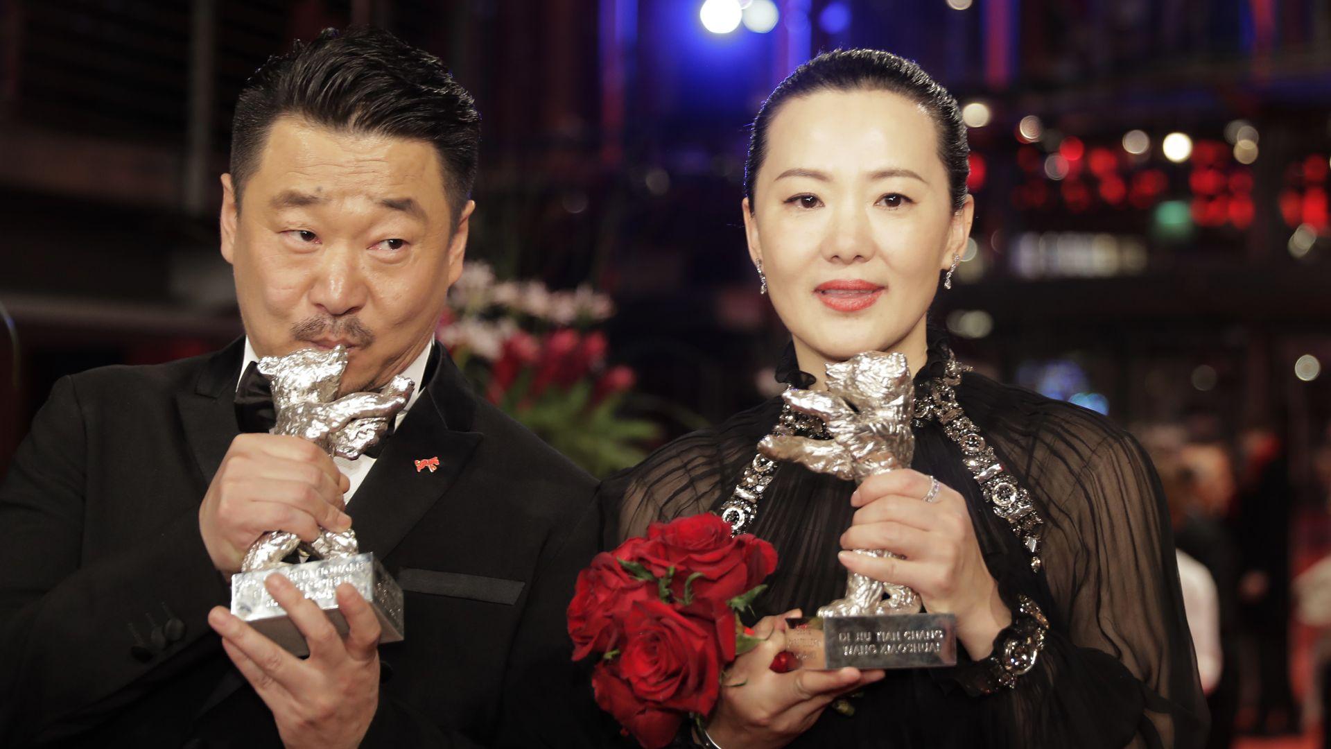 Ван Цзинчун и Юн Мей