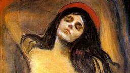 """Скандалната """"Мадона"""" на Мунк още гневи християнските каноници"""