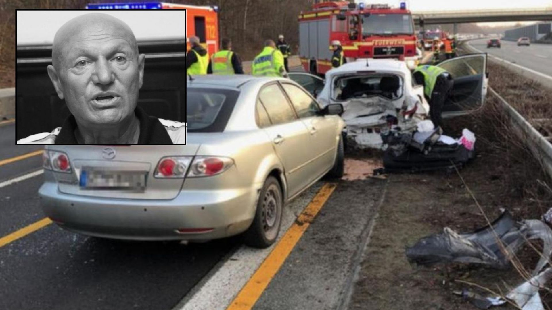 Легендата на югофолка Шабан Шаулич загина в катастрофа