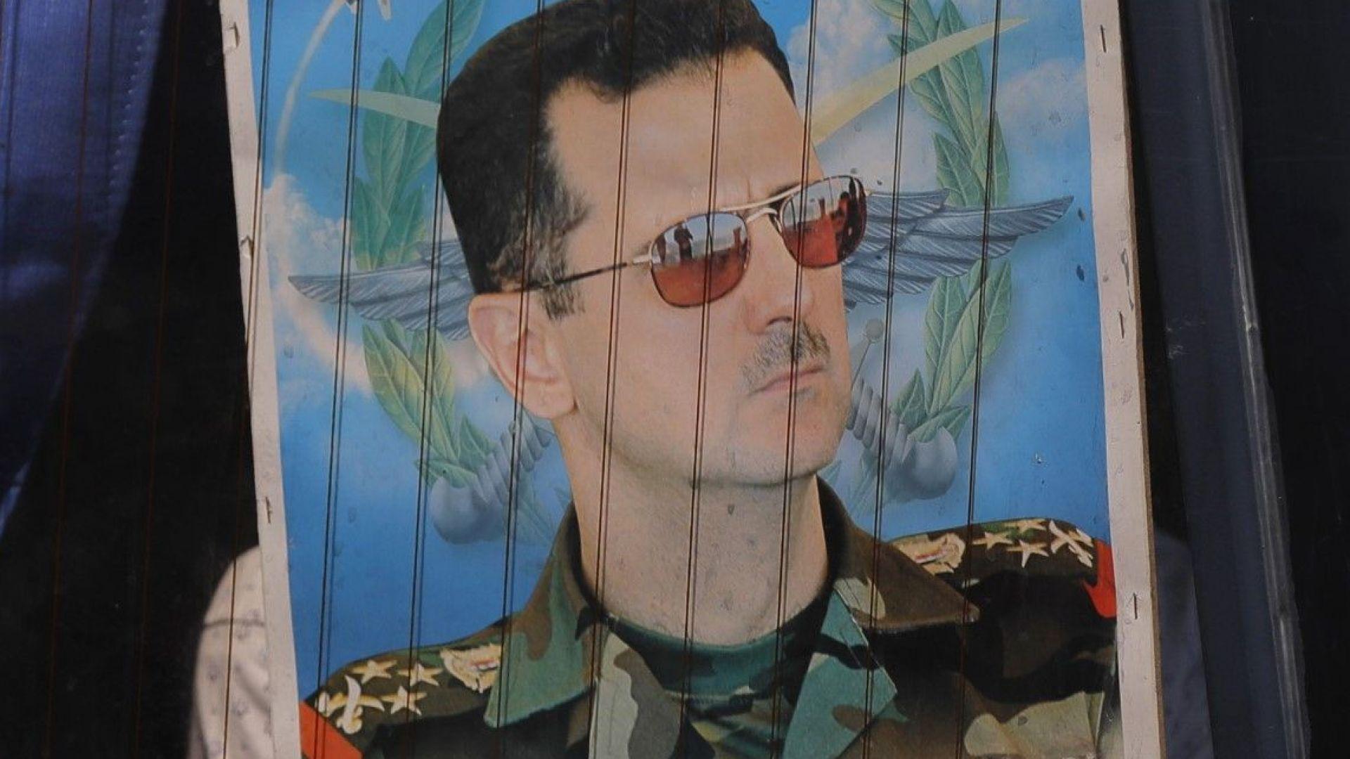 Асад към кюрдите: Сирийската армия ще ви защити, американците ще ви продадат на Турция