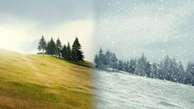 Топло начало, арктически студ и сняг в края на седмицата