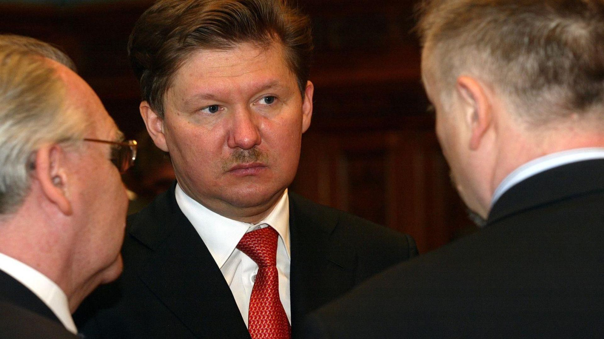 """Комерсант"": ""Газпром"" обмисля построяването на ""Турски поток-2"""