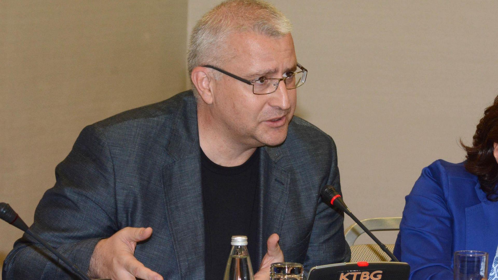 Демократична България кани ДБГ и СДС за еврокоалиция