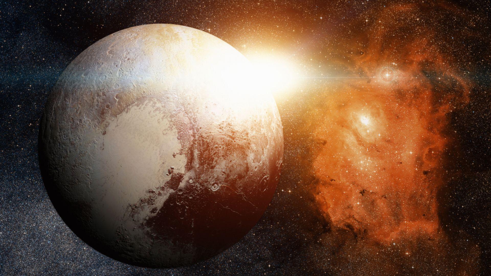 Директорът на НАСА отново обяви Плутон за планета