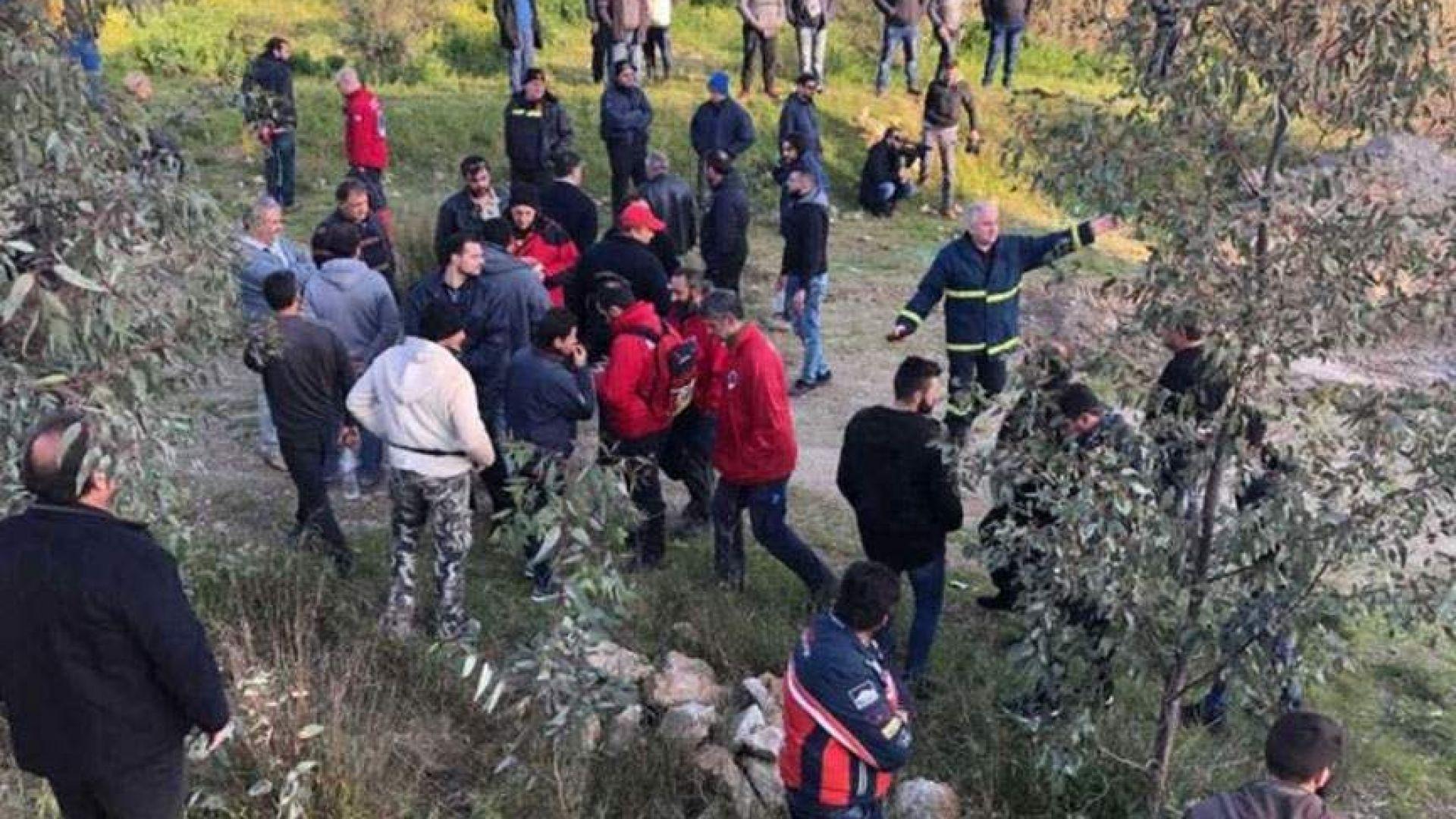 Гръцките власти на остров Крит провеждат спасителна операция, след като