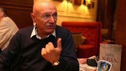 Шаулич починал от сърдечен удар при катастрофата