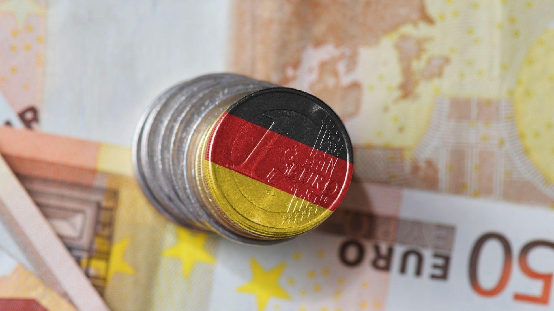Германия ще внася 42% повече в бюджета на ЕС