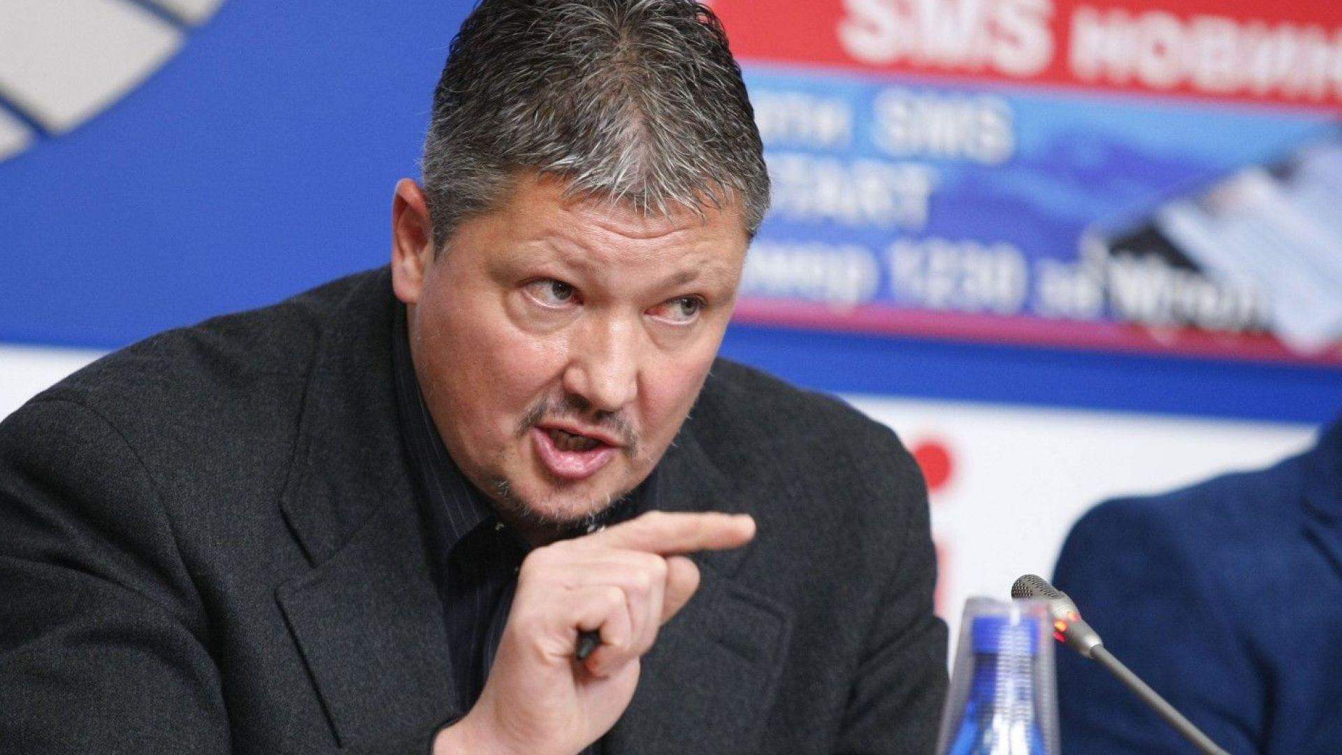 Пенев и Стоев: Предстоят шампионски мачове