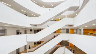 Вижте уникалната сграда на Ericsson в Монреал