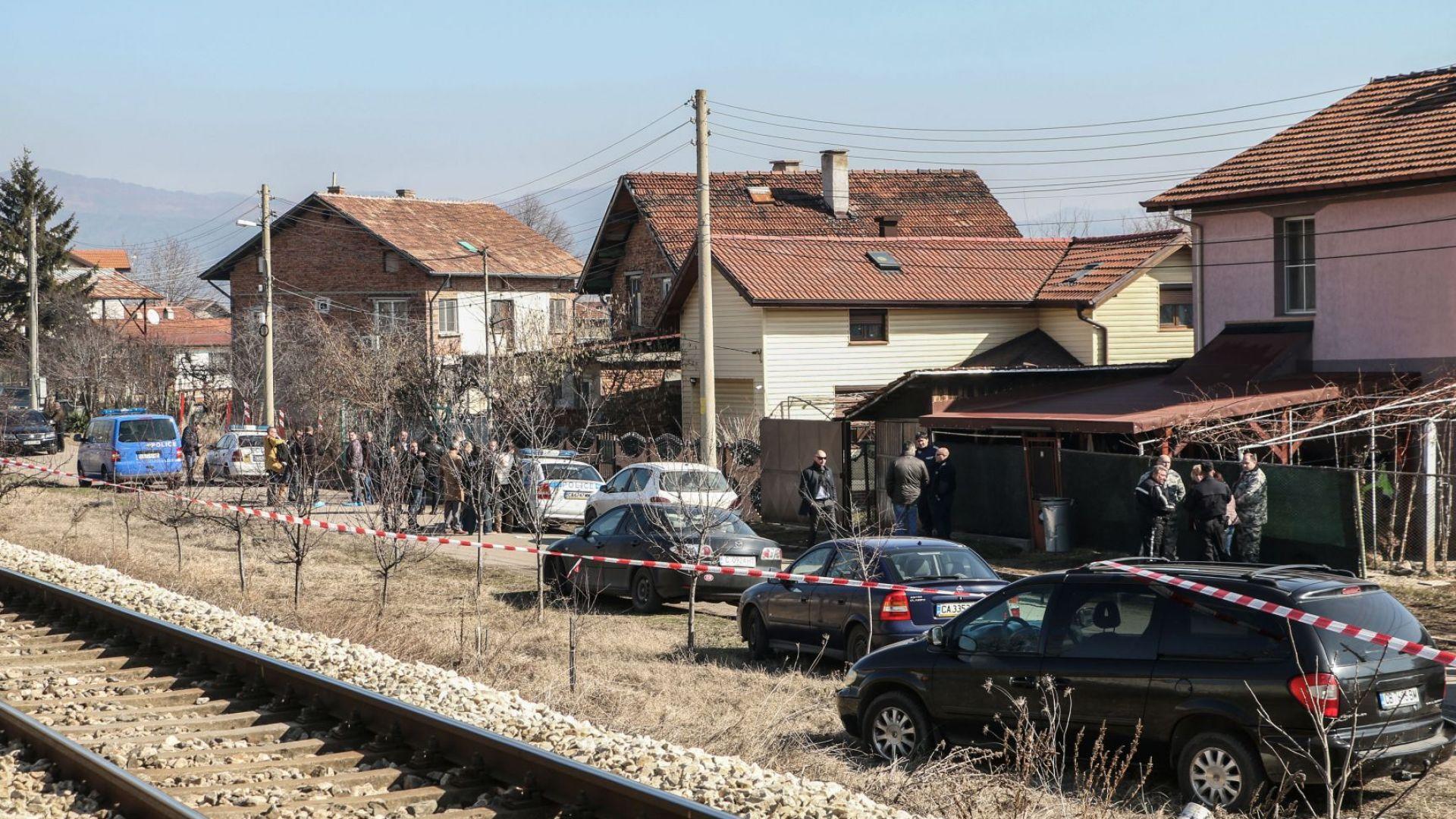 Заподозреният убиец в Нови Искър не живеел постоянно там (снимки/видео)