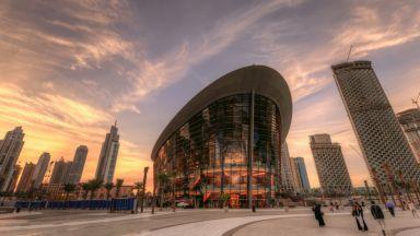 Операта на Дубай е уникат