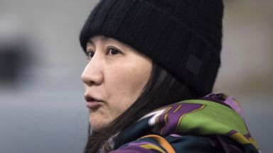 Мън Уанджоу може да е разкрила за офис на Huawei в Иран