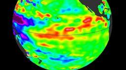 Обявиха настъпването на поредния Ел Ниньо