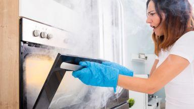 Учени се шокираха от нивата на замърсяване в кухнята при продължително готвене