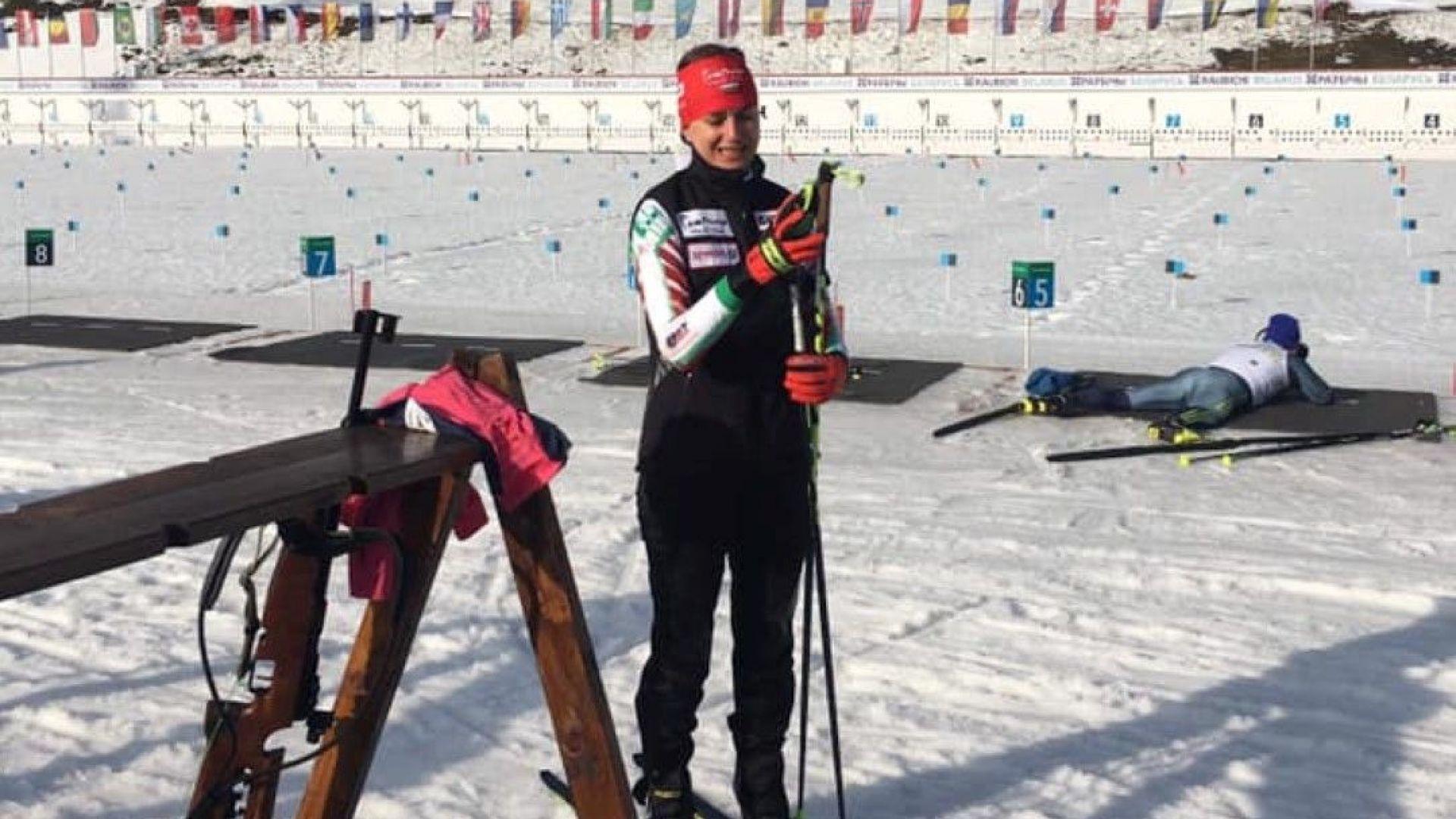 Катя Дафовска се представи страхотно в състезание на легенди (снимки)