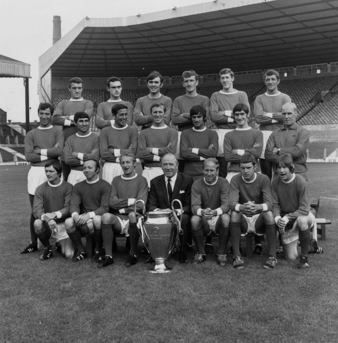 1958 г. - Юнайтед е шампион на Европа, дотогава непостигано от английски клуб
