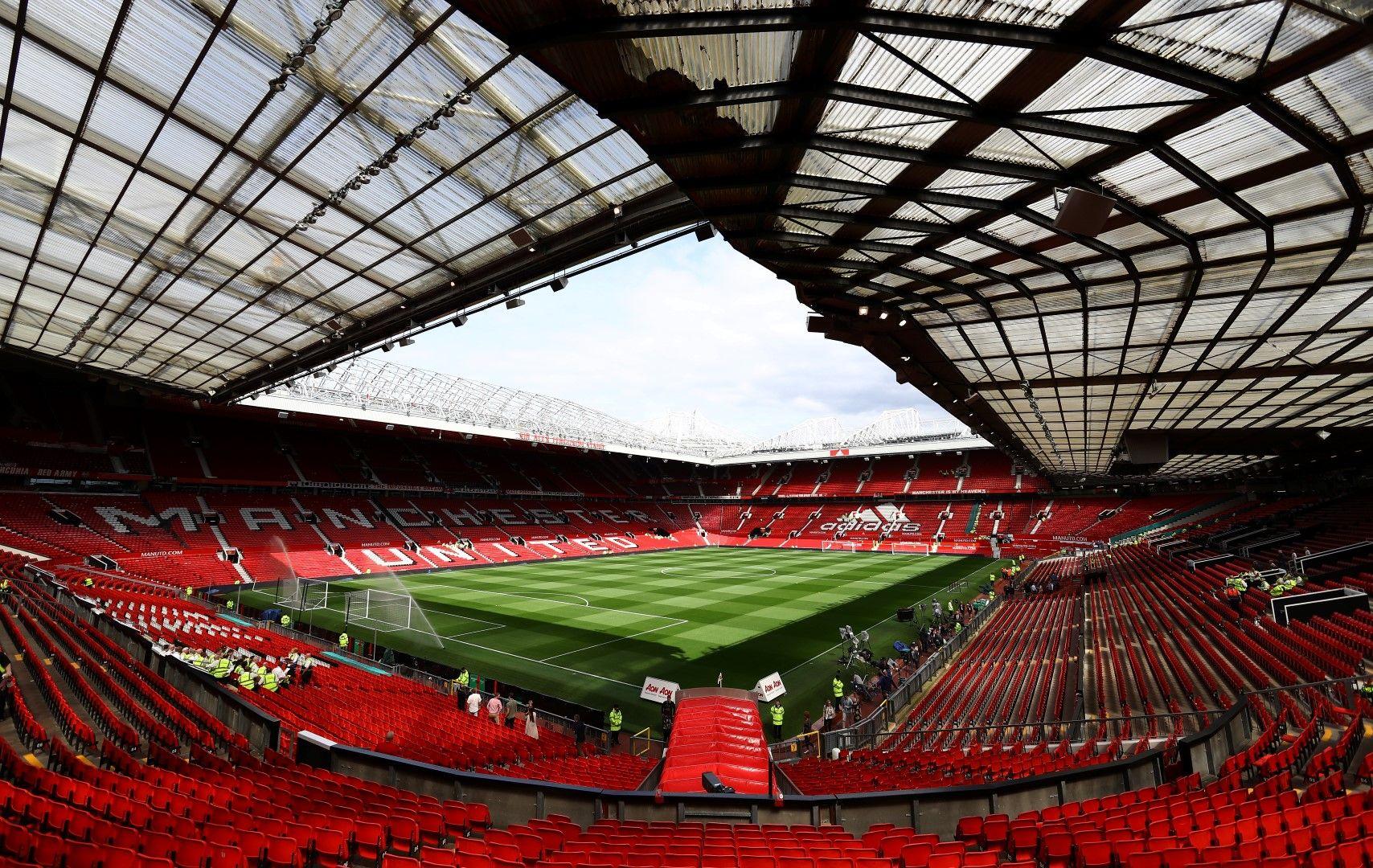 Стадионът днес - близо 80-хиляден, както в началото, но вече изцяло покрит и със седящи места