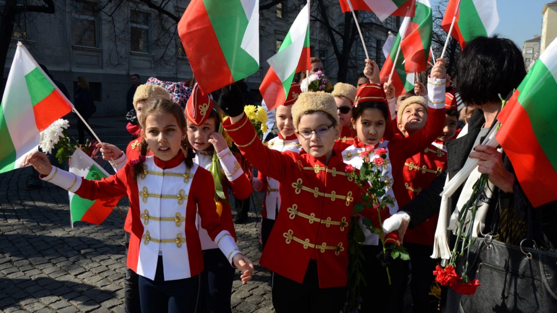 С възпоменателни прояви в цялата страна България отбелязва 146-тата годишнина