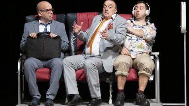 Краси Радков се завръща на театрална сцена в новата комедия от Иво Сиромахов