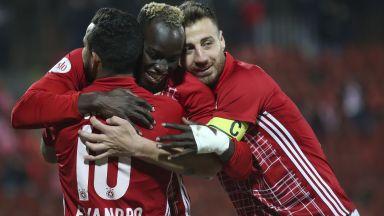 ЦСКА взе трудна победа преди дербито